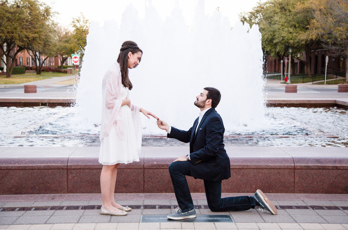 The perfect proposal