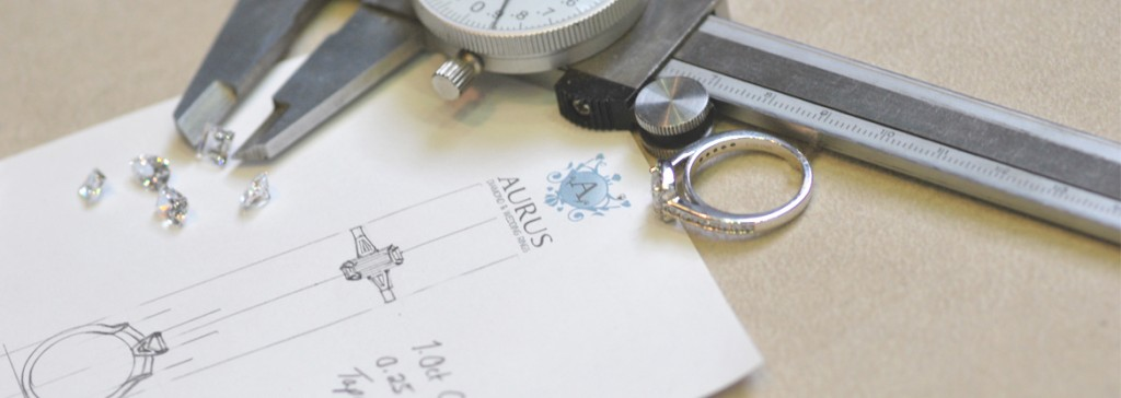 Bespoke engagement ring design service